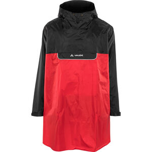 VAUDE Valero Poncho indian red indian red