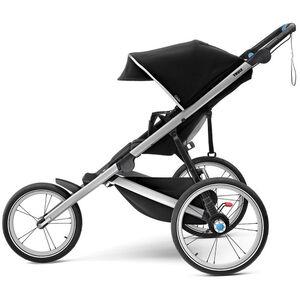 Thule Glide² Jogging-Buggy jet black bei fahrrad.de Online