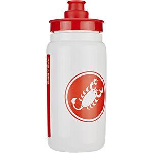 Castelli Water Bottle white white