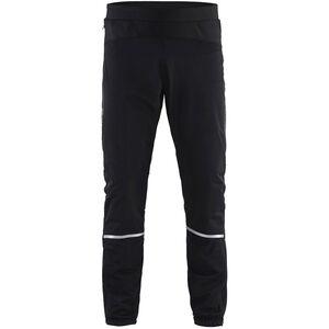 Craft Essential Winterhose Herren black black