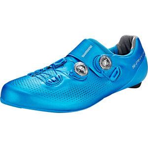 Shimano SH-RC901 Fahrradschuhe Weit Herren blau blau