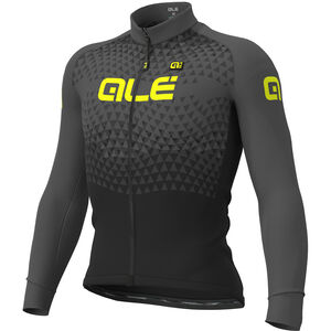 Alé Cycling Solid Summit Jersey Herren black-grey black-grey