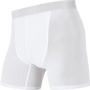 GORE RUNNING WEAR Essential Base Layer Boxer Men white