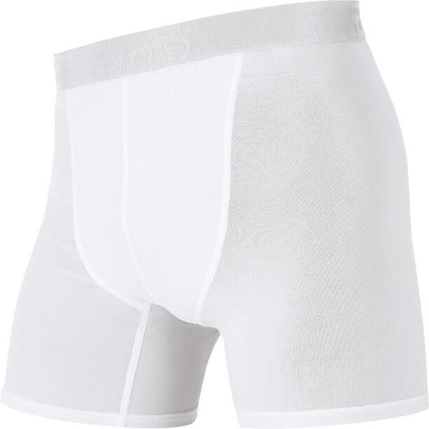 GORE RUNNING WEAR Essential Base Layer Boxer Herren white