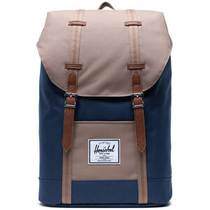 Herschel Retreat Backpack 19,5l navy/pine bark/tan navy/pine bark/tan