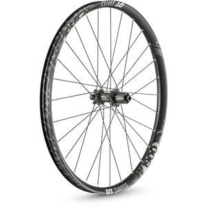 "DT Swiss H 1900 Spline HR 27,5""/35mm Carbon IS 6bolt 148/12mm TA Boost Shimano schwarz/weiß"