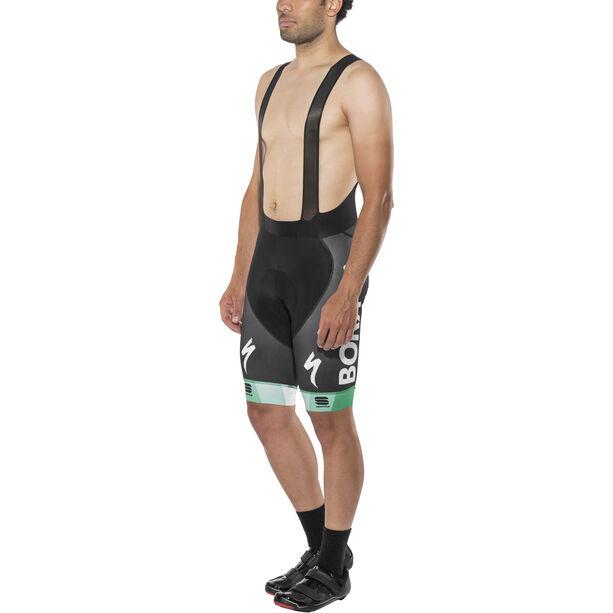 Sportful Bodyfit Pro LTD Bib Shorts Team Bora-HG Herren black black