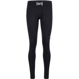 super.natural Active Long Tights Herren jet black/admiral jet black/admiral