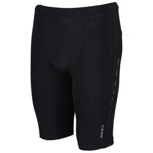 Zone3 Compression Shorts Herren black/gun metal black/gun metal