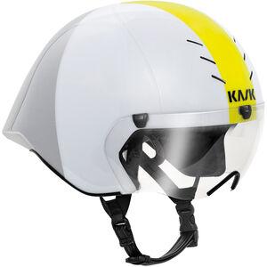 Kask Mistral Helm weiß/silber weiß/silber