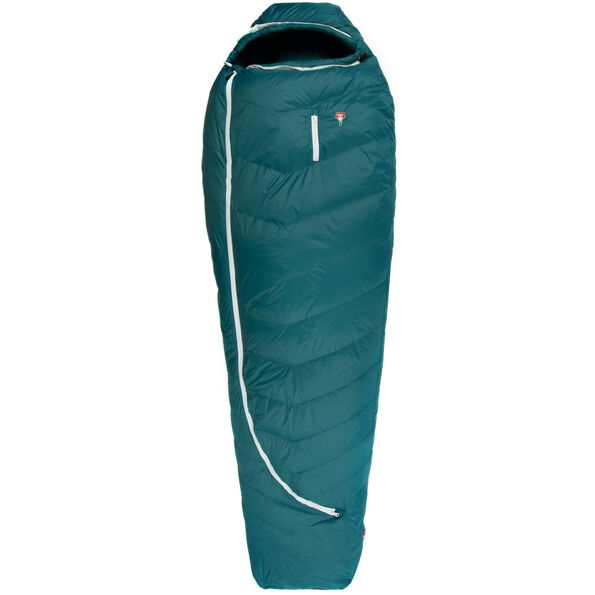 Grüezi-Bag Biopod DownWool Subzero 185 Schlafsack pine green