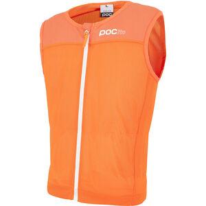 POC POCito VPD Spine Vest Kids fluorescent orange bei fahrrad.de Online