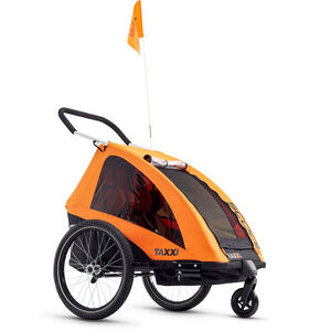 s'cool taXXi Pro for Two Orange bei fahrrad.de Online