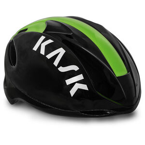 Kask Infinity Helm schwarz/grün schwarz/grün