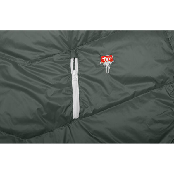 Grüezi-Bag Biopod DownWool Summer 185 Sleeping Bag