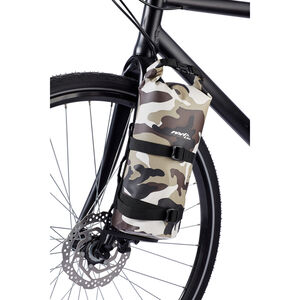 Red Cycling Products Water Resistant Gabeltasche camo
