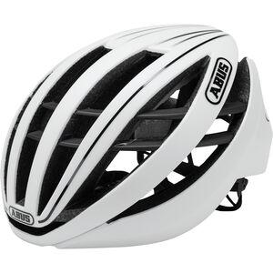 ABUS Aventor Road Helmet polar white polar white