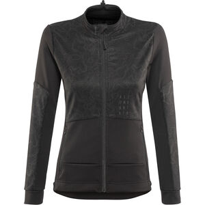 Cube AM Midlayer Jacke Damen black black