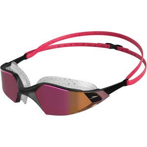 speedo Aquapulse Pro Mirror Brille psycho red/black/rose gold psycho red/black/rose gold