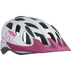 Lazer J1 Helmet Kinder matte white-pink matte white-pink