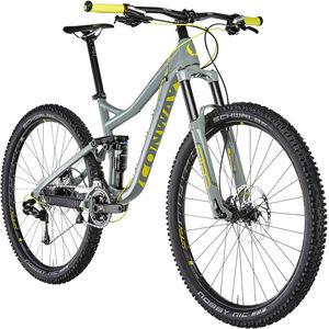 Conway WME 629 Alu Herren grey/yellow