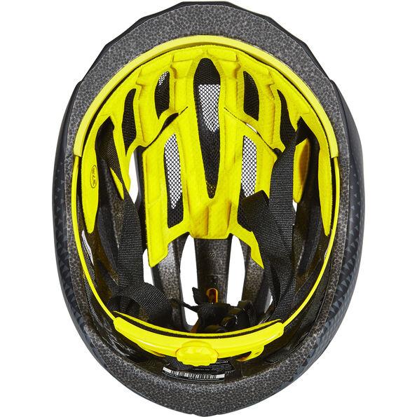 Mavic Ksyrium Pro Helmet Men Black/Yellow