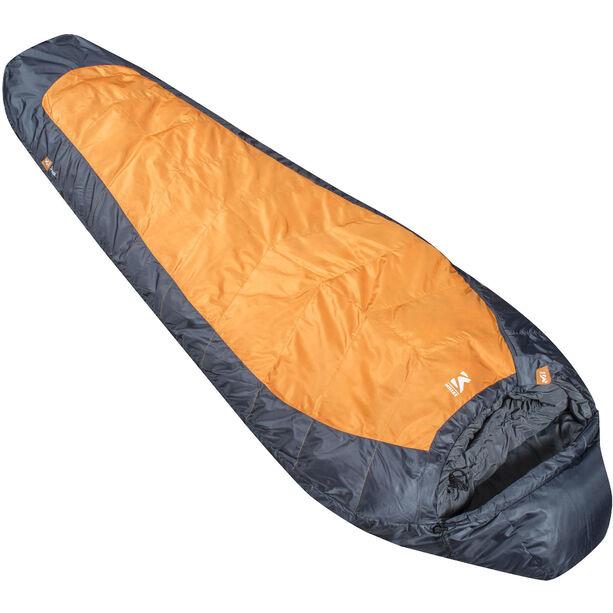 Millet Summiter Sleeping Bag regular acid orange