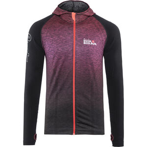Compressport 3D Thermo Seamless Hoodie red red