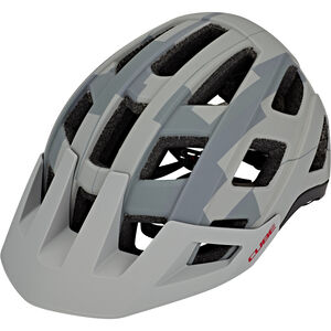Cube Badger Helm grey camo grey camo