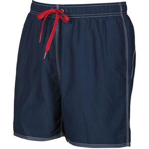 arena Fundamentals Solid Boxer Herren navy-red navy-red