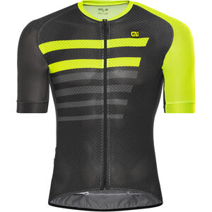 Alé Cycling PRR 2.0 Piuma SS Jersey Men black-fluo yellow bei fahrrad.de Online