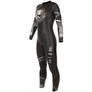 Z3R0D Vanguard Wetsuit Damen black/white black/white