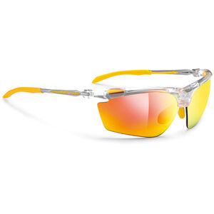 Rudy Project Magster Brille crystal multilaser orange crystal multilaser orange