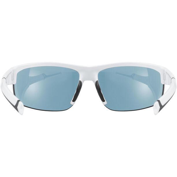 UVEX Sportstyle 226 Sportbrille white/mirror green