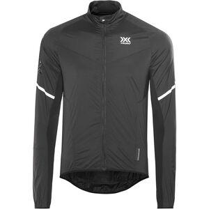 X-Bionic Spherewind Pro Biking Jacket Men Black/White bei fahrrad.de Online
