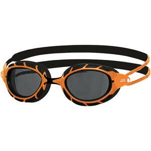 Zoggs Predator Polarized Goggles L orange/black/smoke orange/black/smoke