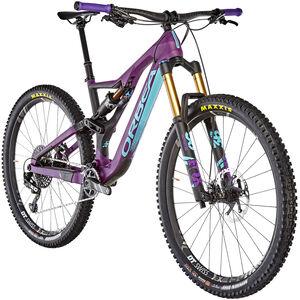 ORBEA Rallon M-Team purple purple