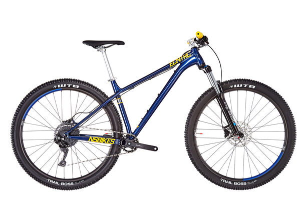 "NS Bikes Eccentric Lite 2 29"" blue"