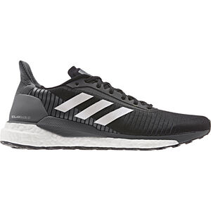 adidas Solar Glide ST 19 Low-Cut Schuhe Herren core black/silver matte/grey five core black/silver matte/grey five