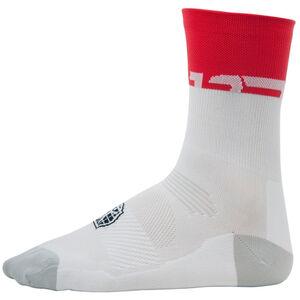 Bioracer Summer Socken white/red white/red