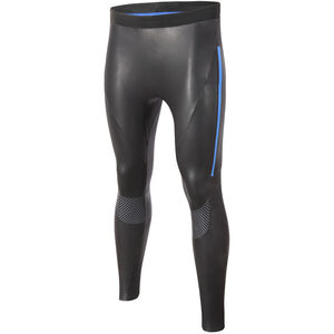 Zone3 5/3mm Buoyancy Kickpants Herren black/blue black/blue
