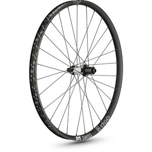 "DT Swiss E 1700 Spline Hinterrad 29"" Disc CL 142/12mm Steckachse black black"