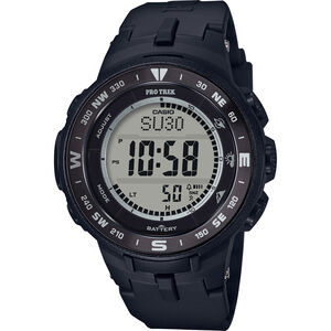 CASIO PRO TREK PRG-330-1ER Watch Men black/black/black black/black/black