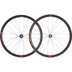 "Fulcrum Racing 4 DB Wheelset Road 28"" 2-speed Fit Shimano CL schwarz/weiß schwarz/weiß"