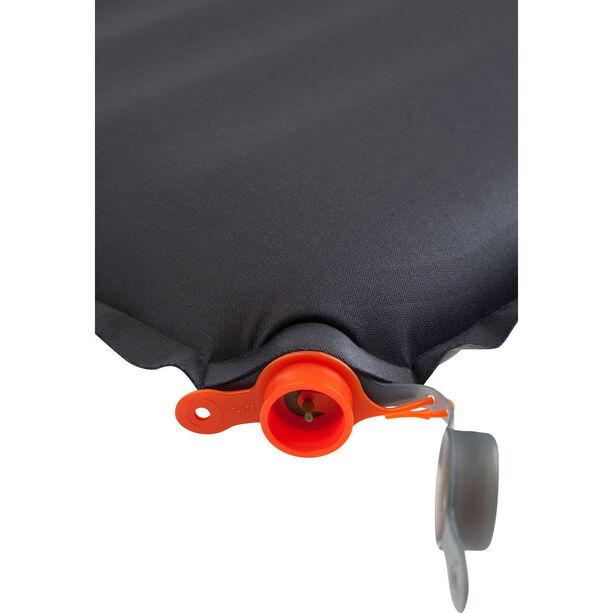 Nomad Lite Comfort 5.0 Selbstaufblasbare Isomatte black/dark grey
