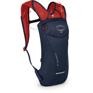 Osprey Kitsuma 1.5 Hydration Backpack Blue Mage