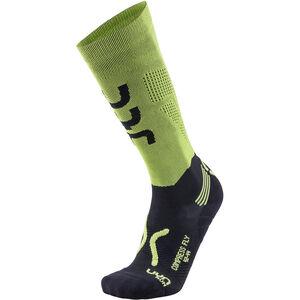 UYN Run Compression Fly Socks Men Acid Green/Black bei fahrrad.de Online