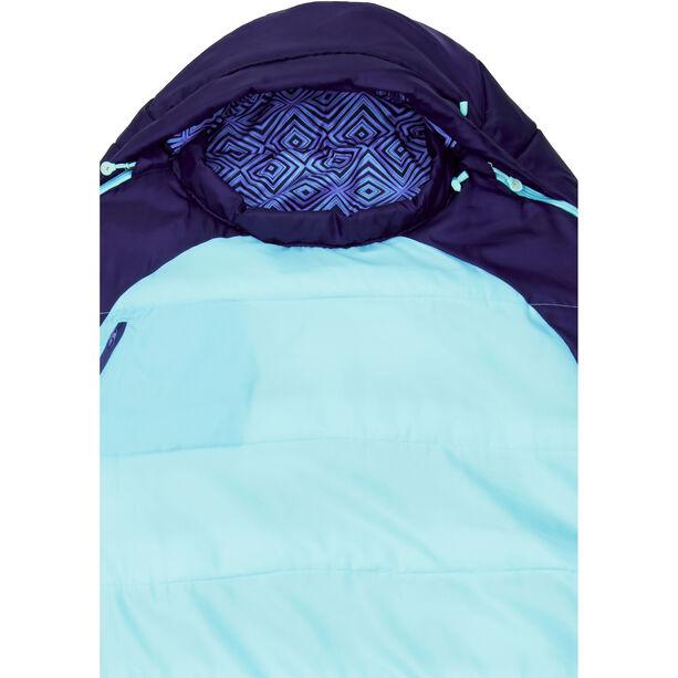 Marmot Trestles 15 Sleeping Bag Damen french blue/harbor blue