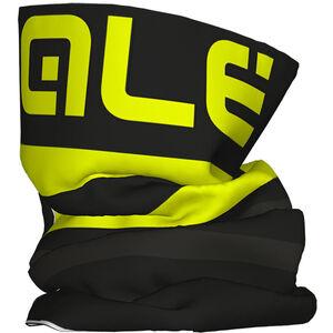 Alé Cycling Piuma Headgear black fluo yellow black fluo yellow