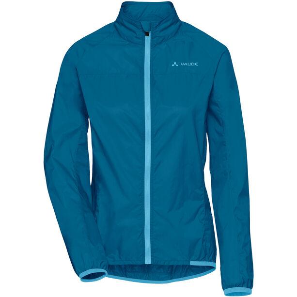 VAUDE Air III Jacket Damen kingfisher